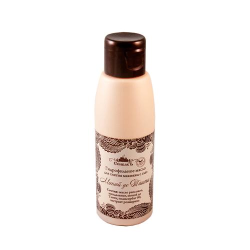 Купить СпивакЪ Гидрофильное масло для снятия макияжа Моной де Таити 100 мл
