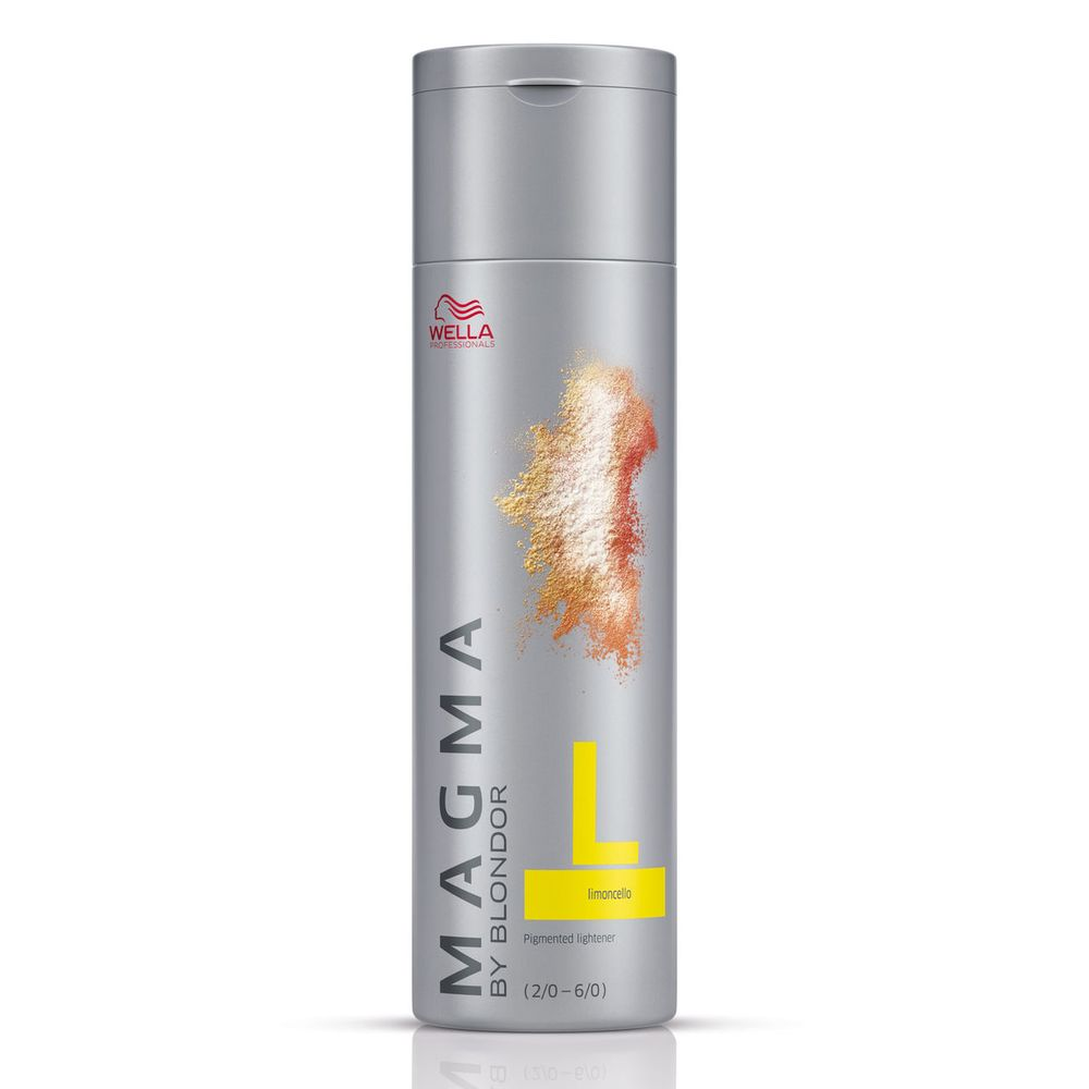 Wella Magma by Blondor Цветное мелирование LIMONCELLO 120г