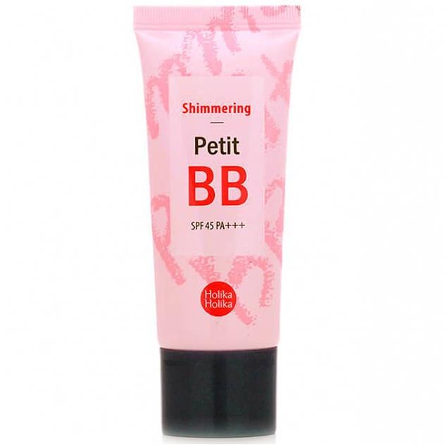 ХоликаХолика Petit BB ББ-крем для лица Петит ББ Сияние SPF45 PA+++ 30 мл от Лаборатория Здоровья и Красоты