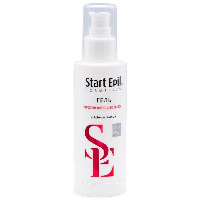 Купить Aravia Start Epil Гель против вросших волос с АНА-кислотами 160 мл, Aravia Professional