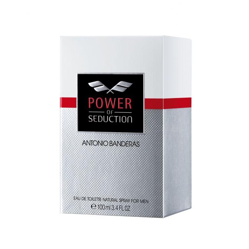 Купить Antonio Banderas Power of Seduction туалетная вода мужская 100 мл