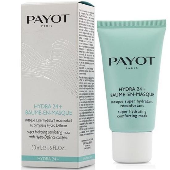 Payot Hydro 24+ Суперувлажняющая смягчающая маска 50 мл  - Купить