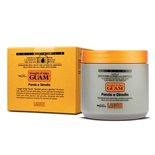 Купить Гуам (Guam) FANGHI D'ALGA Маска антицеллюлитная для живота и талии 500 г