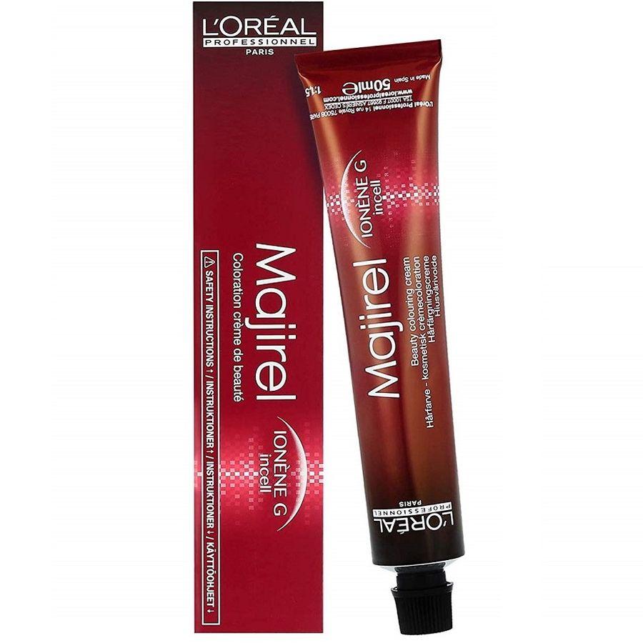 Купить Лореаль Majirel крем-краска для волос 8.21 50мл, Loreal Professionnel