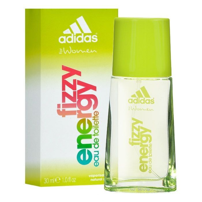 Адидас (Adidas) Fizzy Energy женская туалетная вода 30 мл