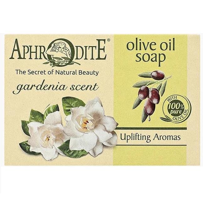 Купить Aphrodite Мыло оливковое с ароматом гардении 100 г