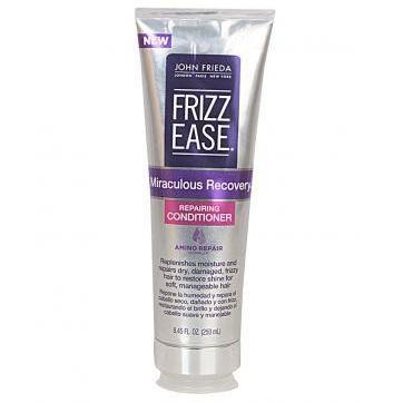John Frieda Frizz Ease MIRACULOUS RECOVERY Кондиционер для интенсивного укрепления непослушных волос 250 мл от Лаборатория Здоровья и Красоты