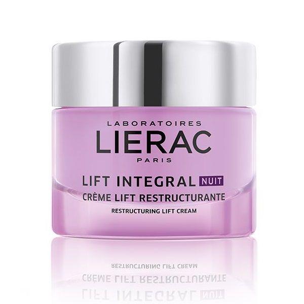 Купить Лиерак (Lierac) Лифт Интергаль Реструктурирующий ночной крем-лифтинг 50 мл