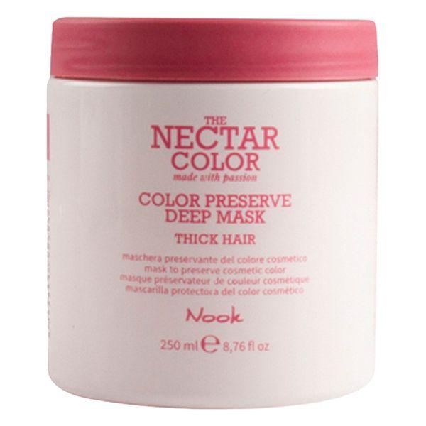 Nook Color Preserve Deep Mask Маска для ухода за плотными и жёсткими окрашенными волосами 250мл